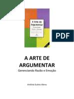 LIVRO a Arte de Argumentar Antonio Suarez Abreu[1]