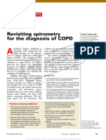 Revisiting Spirometry in the Diagnosis of COPD