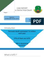 CASE REPORT IUFD - RASHIF.pptx
