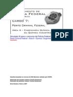 Simulado IX - PCF Área 6 - PF - CESPE