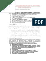 Normas Para Ejecucion de Obras Por Administracion - Wwww