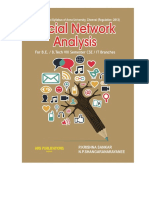 Social Network Analysis for R-2013 by Krishna Sankar P., Shangaranarayanee N.P.