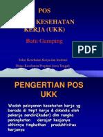 Slide Pos Ukk