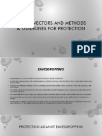 Attack Vectors and Methods _ Guidelines for Protection - Lesson 2