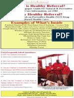 Healthy Referral Fall 2018