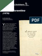Códice Florentino, Acontecimiento Guadalupano.