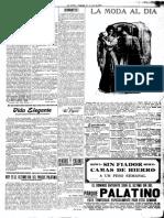 Diario La Lucha 1907