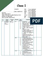planificare clasa 1 2018-2019