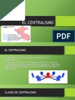 El Centralismo