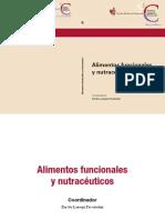Alimentos Funcionales y Nutraceuticos