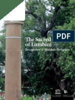 The Sacred Garden of Lumbini Perceptions of Buddha's Birthplace