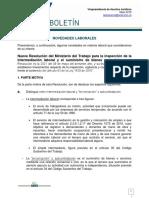 Novedades Laborales Mayo 2018 Resolucion 2021