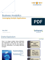 Enherent Business Analytics