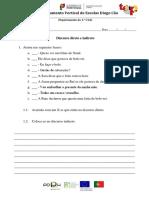 discurso direto e indireto - ficha de trabalho.pdf