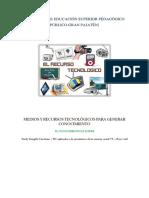 Medios y Recursos Tecnologicos-Informe Trudy