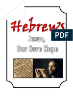 Hebrews study guide - INTRO