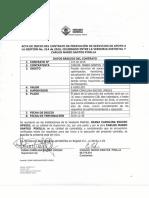 Acta Inicio - Carlos M. Santos