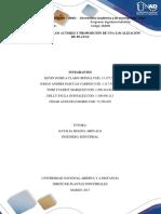 Diseño de Plantas Informe Grupal Fase 3