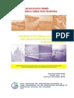 Buku 1_2016_Karakteristik Air Dan Kualitas Sedimen