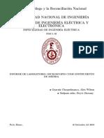 Informe i de Física III Fiee-uni