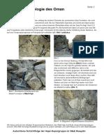 Geologie Oman 2