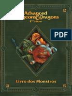 AD&D 2E - Livro Dos Monstros (Digital) - Biblioteca Élfica