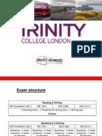 Formato Trinity