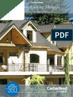 CertainTeed Roofing Shingles Brochure (1)