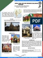 Contoh Poster Arsitektur India