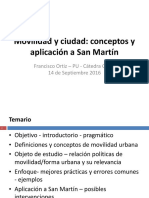 Francisco Ortiz - Movilidad y Ciudad-teorica 14092016
