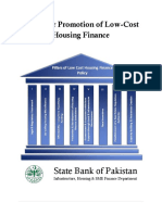 Policy Promotion Low Cost Housing Finance - Pakistan