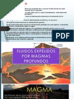 Proceso de Formación Geológica en Rocas Ígneas