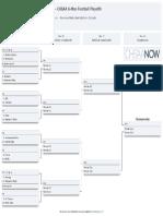 2018 Colorado Prep Football Playoffs - Class 6-man