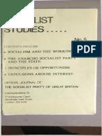 Socialist Studies 05