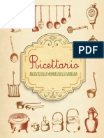 Ricettario Di Sardegna 2015