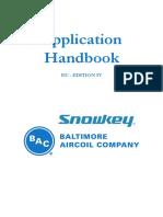 Snowkey Application Handbook
