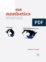 """Anime Aesthetics_ Japanese Animation and the """"Post-Cinematic"""" Imagination - Alistair D. Swale"""