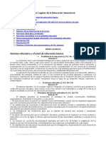 Base Legales Educacion Venezolana