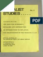 Socialist Studies 02