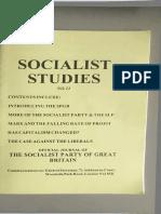 Socialist Studies 11