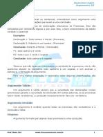 Argumentos II - 002929