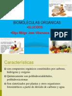 Biomoleculas -Carbohidratos