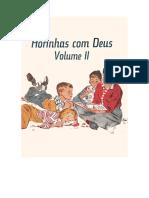Horinhas com Deus Vol II- Martin Jahsmann.doc