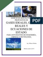 03 Gases Ideales Gases Reales y Ecuacion