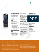 KVL 4000 Specification Sheet