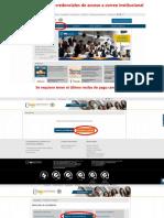 Instructivo Recuperación Credenciales Correo Institucional UNAD
