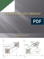 IV. Strain Dan Deformasi