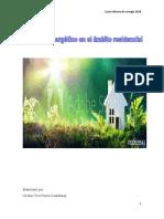 Reporte Consumo Energético en El Ámbito Residencial
