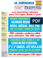 Folha Dirigida RJ - Edição 2.693 (30 Agosto a 5 Setembro 2018)