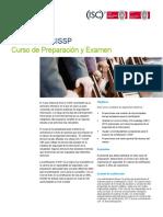 11 Certificación CISSP Curso de Preparación y Examen1
